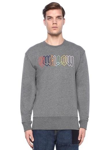 McQ Alexander McQueen Sweatshirt Gri